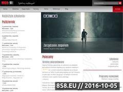 Miniaturka domeny www.high5.com.pl
