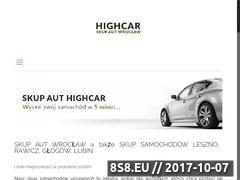 Miniaturka domeny highcar.pl