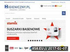 Miniaturka domeny higieniczny.pl