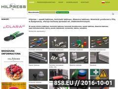 Miniaturka domeny www.hilpress.pl