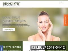 Miniaturka hipokratesmed.pl (Klinika medycyny estetycznej)