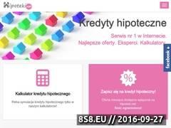Miniaturka Kredyt hipoteczny - oferty, kalkulator oraz opinie (hipoteki.net)