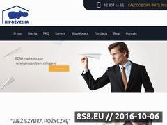 Miniaturka Bezpieczne pożyczki hipoteczne. (hipozyczka.pl)