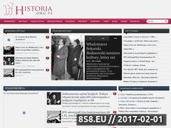 Miniaturka domeny www.historia.org.pl