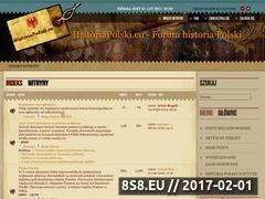 Miniaturka domeny historiapolski.eu