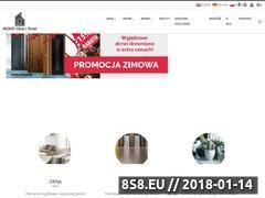 Miniaturka ho-ho.eu (Okna, drzwi, bramy garażowe - sprzedaż i montaż)