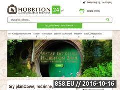 Miniaturka hobbiton24.pl (Najlepsze gry planszowe i karciane, dobre książki)