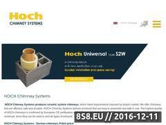 Miniaturka domeny www.hoch.com.pl