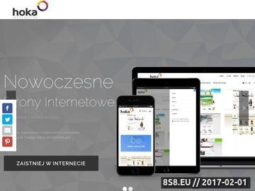 Zrzut strony Strony WWW Częstochowa