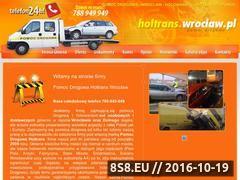 Miniaturka domeny www.holtrans.wroclaw.pl