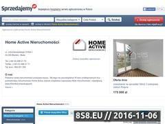 Miniaturka domeny homeactive.sprzedajemy.pl