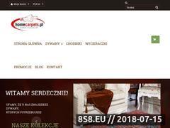 Miniaturka domeny homecarpets.pl