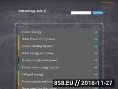 Miniaturka domeny www.homeenergy.com.pl