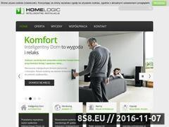 Miniaturka domeny homelogic.pl