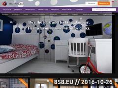 Miniaturka domeny homplex.pl