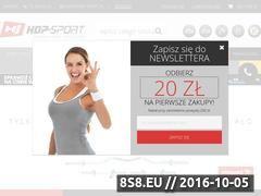 Miniaturka domeny www.hop-sport.pl