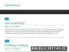 Miniaturka domeny www.hopstudio.pl