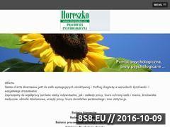 Miniaturka domeny www.horeszko.eu