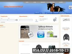 Miniaturka domeny www.horsemarket.pl
