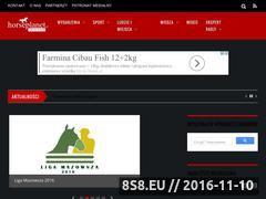 Miniaturka domeny horseplanet.pl