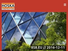 Miniaturka domeny www.hoska.pl