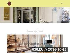 Miniaturka domeny www.hostelamnesia.pl
