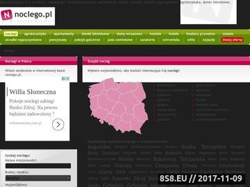 Zrzut strony Hostele - Gdańsk