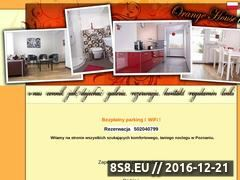 Miniaturka domeny hostelorangehouse.com