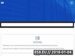 Miniaturka hosting7.eu (Serwer WWW)