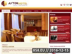 Miniaturka domeny hotel-astor.pl