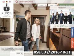 Miniaturka domeny www.hotel-lubicz.pl