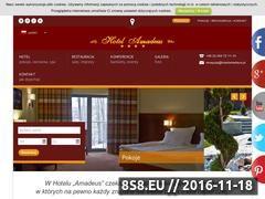 Miniaturka domeny hotelamadeus.pl