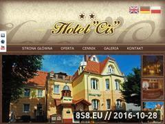 Miniaturka domeny hotelcis.pl