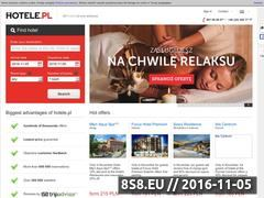 Miniaturka domeny www.hotele.pl