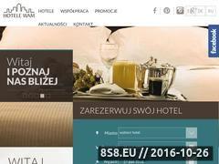 Miniaturka domeny www.hotelewam.pl