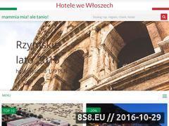 Miniaturka domeny hotelewewloszech.pl