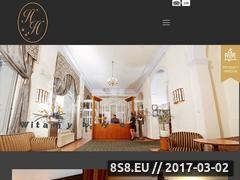 Miniaturka domeny www.hotelharenda.com.pl