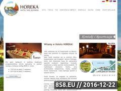Miniaturka domeny hotelhoreka.pl
