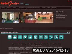 Miniaturka domeny hoteljunior.pl