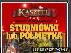 Miniaturka hotelkasztel.pl (Hotel Kasztel - obiekty konferencyjne)