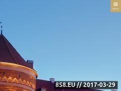 Miniaturka hotelkrasicki.pl (Hotel & SPA Krasicki na Mazurach)