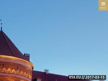 Zrzut strony Hotel & SPA Krasicki Mazury