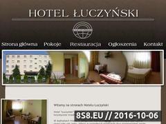 Miniaturka domeny hotelluczynski.pl