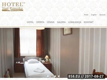 Zrzut strony Hotel Toruń