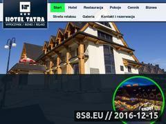 Miniaturka Hotel Tatra (www.hoteltatra.pl)