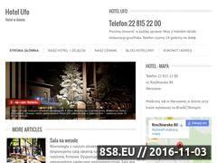 Miniaturka domeny hotelufo.pl
