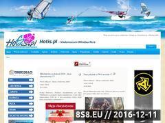 Miniaturka domeny www.hotis.pl