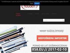 Miniaturka domeny houben.pl