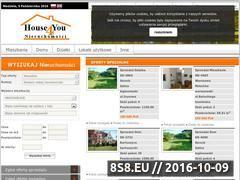 Miniaturka domeny www.house4you.com.pl