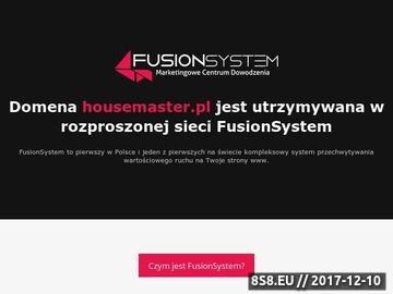 Zrzut strony Okna PCV Warszawa - House Master